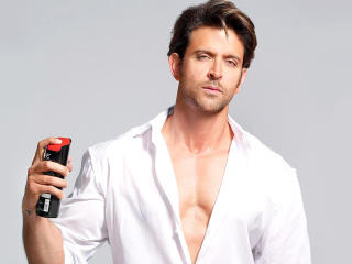 HD Wallpaper | Background Image Hrithik Roshan'S Ad For HE Deo