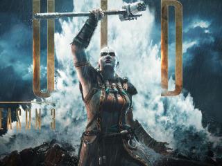 Hulda In For Honor Season 3 wallpaper