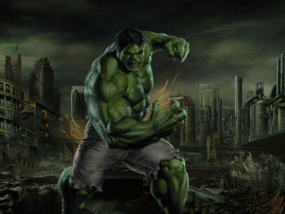 Hulk Marvel wallpaper
