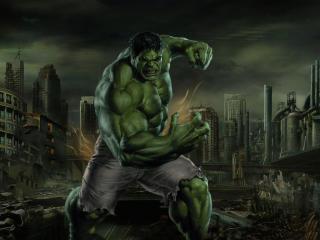Hulk Marvel wallpaper