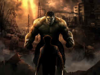 Hulk Vs Wolverine wallpaper