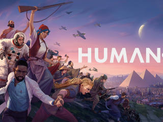 Humankind Gaming Poster wallpaper
