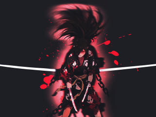 Hyakkimaru Artwork wallpaper