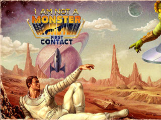 I am not a Monster First Contact wallpaper