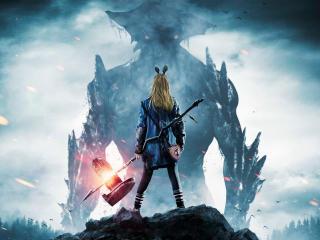 I Kill Giants 2018 Movie wallpaper