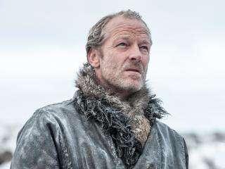 Iain Glen as Jorah Mormont in Game Of Thrones Season 7 wallpaper