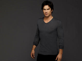 HD Wallpaper | Background Image ian somerhalder, actor, photo shoots
