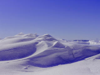 Ice Desert wallpaper