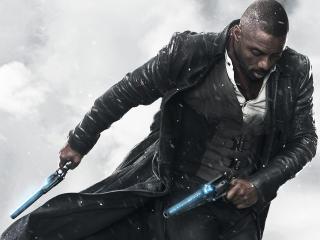 Idris Elba As The Gunslinger In The Dark Tower Movie wallpaper