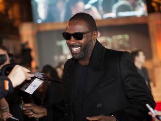 Idris Elba In Media Images wallpaper