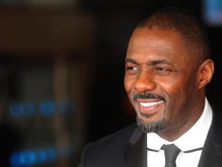 Idris Elba Smile Pic wallpaper