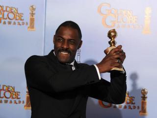 Idris Elba Winnig Pic wallpaper