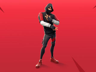 Ikonik Fortnite 4K wallpaper