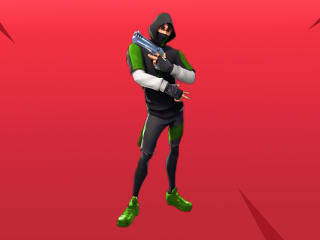 Ikonik Fortnite wallpaper