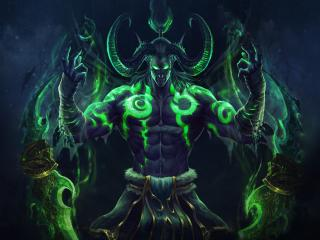 Illidan Stormrage wallpaper