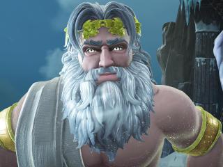 Immortals Fenyx Rising New PS5 wallpaper