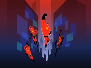 Incredibles 5K Poster wallpaper
