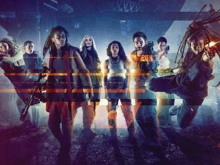 Intergalactic Netflix 2021 wallpaper