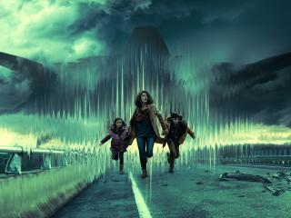 Invasion Season 1 SciFi wallpaper