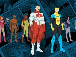 Invincible Image Comic wallpaper