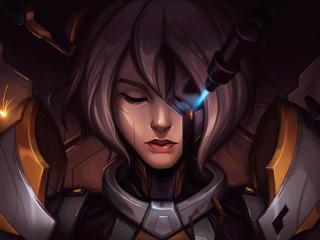Irelia Game League Of Legends wallpaper