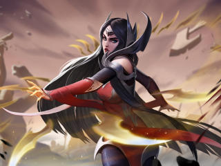 Irelia League Of Legends wallpaper