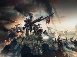 Iron Harvest Polania Faction wallpaper