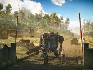 Iron Harvest Saxony Faction wallpaper