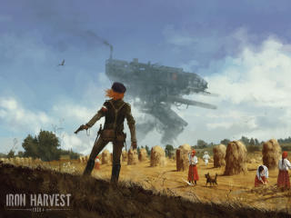 Iron Harvest wallpaper