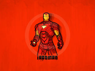 Iron Man 2020 wallpaper