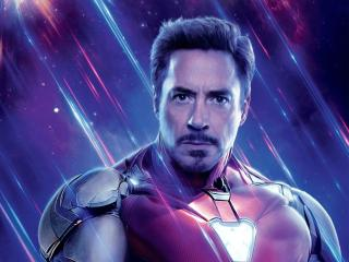 Iron Man in Avengers Endgame wallpaper