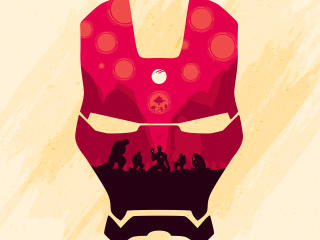 Iron Man Love You 300 wallpaper