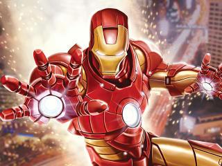 Iron Man Marvel Comic 2020 wallpaper