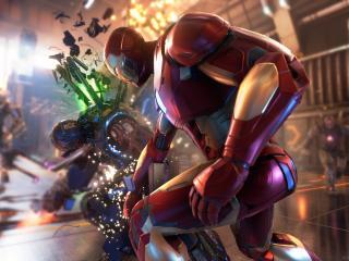 Iron Man Marvel's Avengers 2020 Game wallpaper