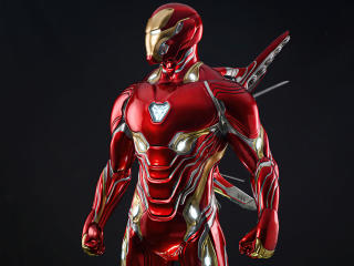 Iron Man Mechanical Suit Mark 42 wallpaper
