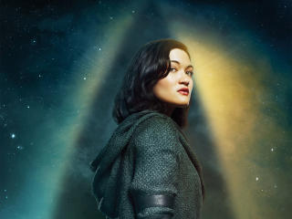 Isa Briones in Star Trek wallpaper