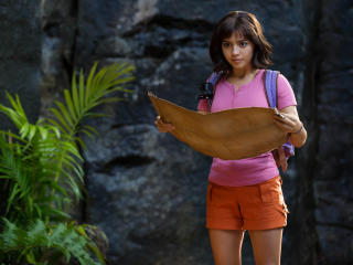 Isabela Moner In Dora and the Lost City of Gold wallpaper