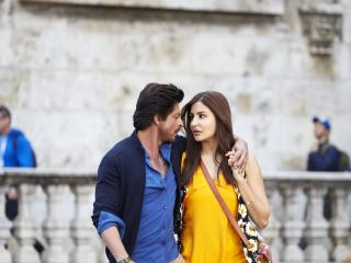Jab Harry Met Sejal Anushka Sharma & Shahrukh Khan wallpaper