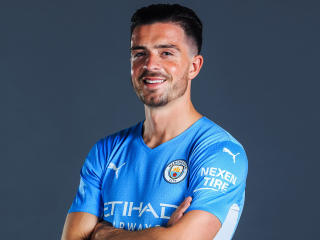 Jack Grealish Manchester City 2021 wallpaper