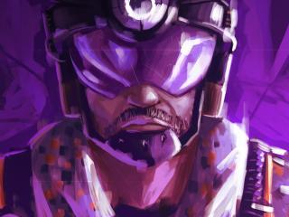 Jackal Tom Clancys Rainbow Six Siege wallpaper