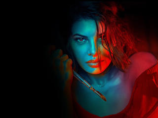 Jacqueline Fernandez Netflix Mrs Serial Killer wallpaper
