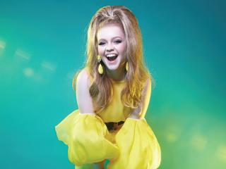 Jade Pettyjohn Laughing 2021 wallpaper