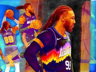 Jae Crowder NBA wallpaper