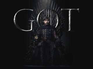 Jaime Lannister Game Of Thrones Season 8 Poster wallpaper