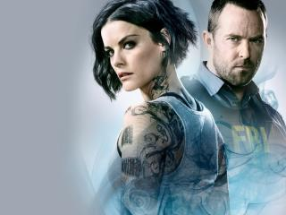 Jaimie Alexander and Sullivan Stapleton wallpaper