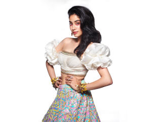 Janhvi Kapoor 4K 8K wallpaper