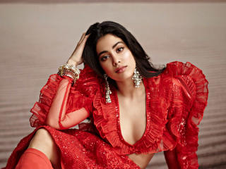 Janhvi Kapoor Actress Photoshoot wallpaper