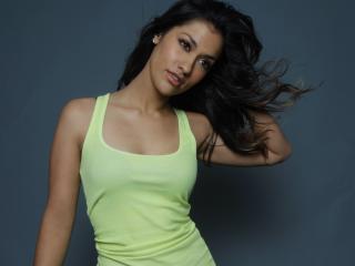 Janina Gavankar Aka Luna True Blood Actress wallpaper