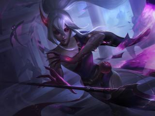 Janna LoL wallpaper