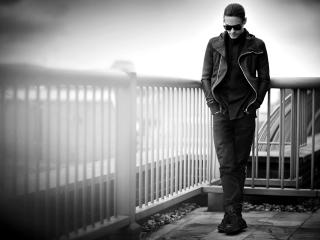 Jared Leto In Jacket Images wallpaper